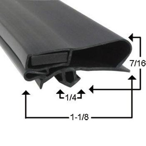 Picture of Empaque magnético perfil JR02262