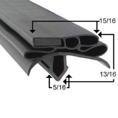 Picture of Empaque magnético perfil JR02563