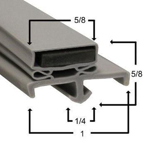 Picture of Empaque magnético perfil JR09532
