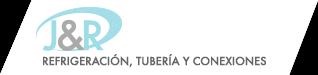 J&R Refrigeración Tubería y Conexiones