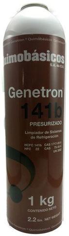 Picture of Limpiador Genetron 141b 1Kg