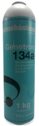 Picture of Gas Refrigerante Genetron 134a