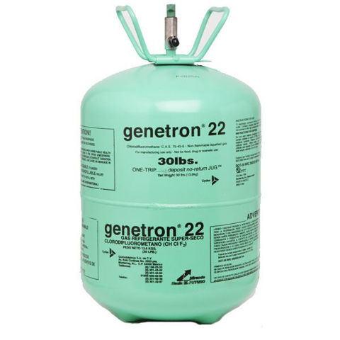 Picture of Gas Refrigerante Genetron R22