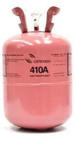Gas refrigerante Gefrieren R-410A de 11.3 Kg