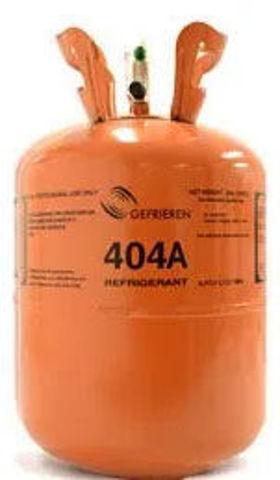 Gas refrigerante Gefrieren R404A 10.9 kg